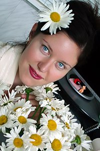 Tender woman searching partner, Oksana 32 y.o.