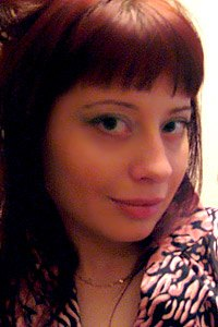 Tender woman searching partner, Anastasia 25 y.o.